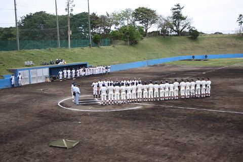銚子商業 野球部 グラウンド
